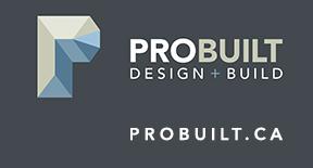 Probuilt logo
