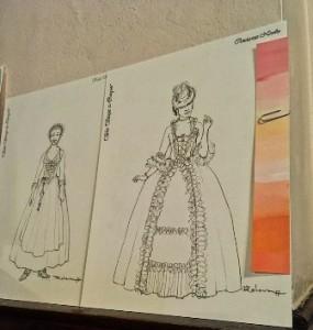 Costume Design Draft 2
