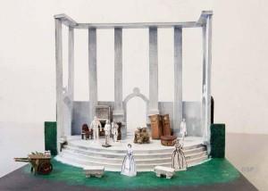 Set Design Model